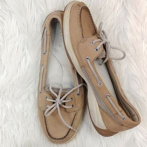 SPERRY TOP SIDER BOAT SHOE SZ 9